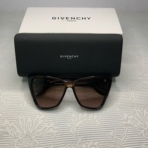 Givenchy Sunglasses Cateye NWT